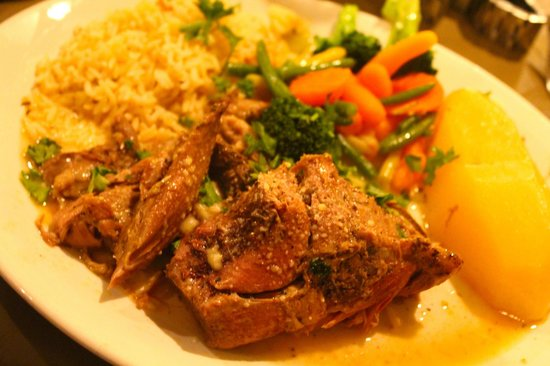 Calypso's Taverna : Perfectly Slow Cooked meat! absolutely delicious :D