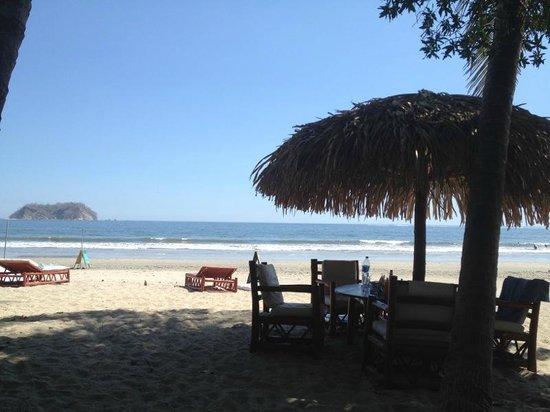 Locanda Samara: Spiaggia
