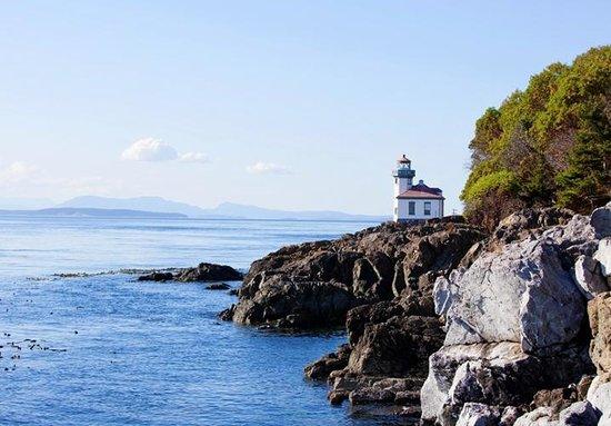 Îles San Juan, Etat de Washington : San Juan Island