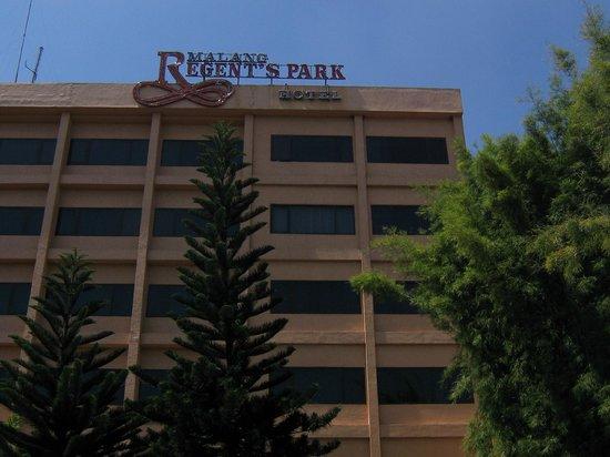 Regent's Park Hotel: Hotel