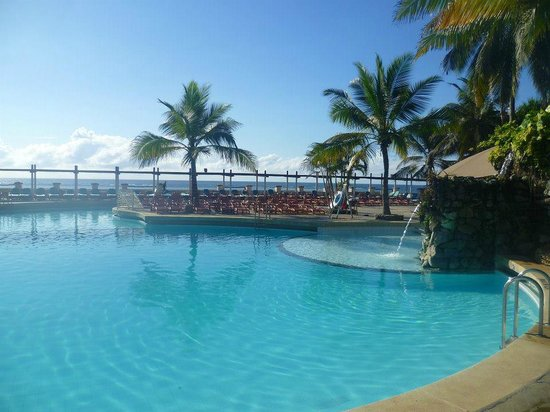 Leopard Beach Resort & Spa: The pool