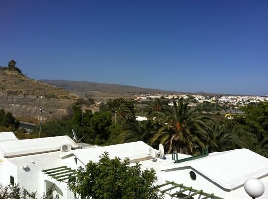 Vista Dorada Apartments: lovely view from the balcony