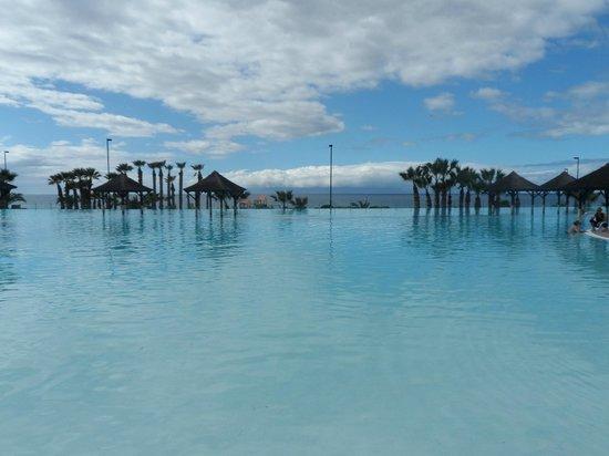 Gran Melia Palacio de Isora Resort & Spa: infinity