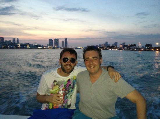 Golden Yacht Charters: Wiggy and Mike