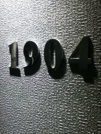 Hotel LBP: 2nd to highest floor