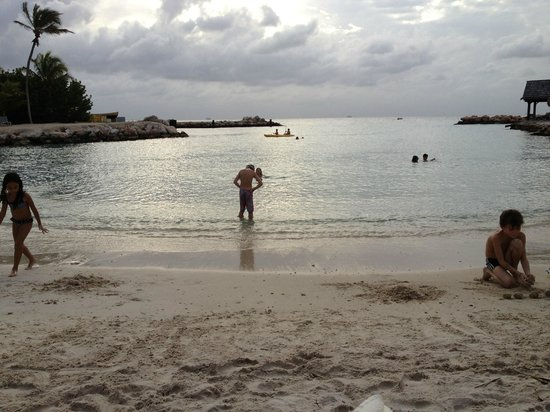 Lions Dive & Beach Resort Curacao: overdag