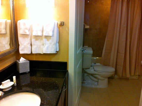 Residence Inn Toronto Downtown/Entertainment District: bathroom