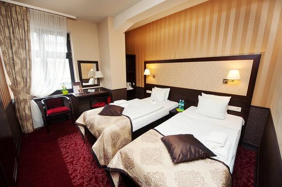 Wielopole Hotel : Twin Standard Room