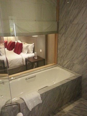 Carlton Hotel Singapore: premiere room
