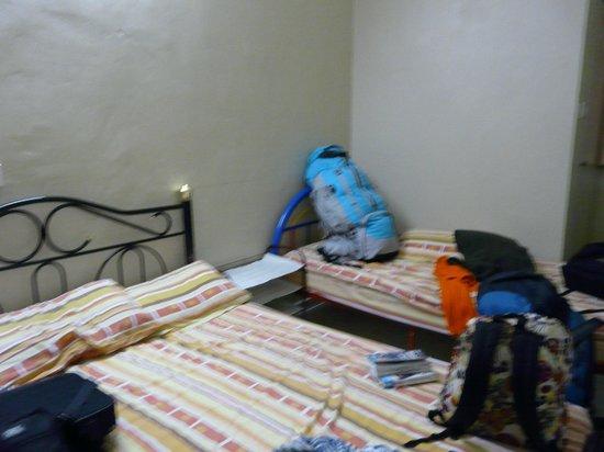 Star Lodge: chambre