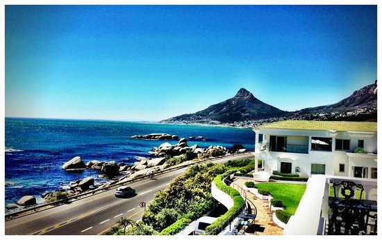The Twelve Apostles Hotel and Spa: Heavenly Views