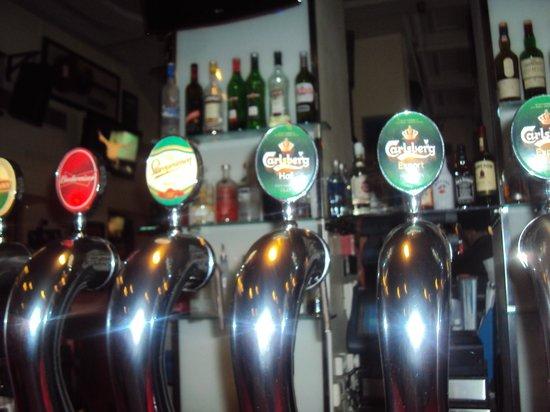 Hard Rock Cafe: Barra