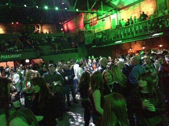 The Paramount: Crowd