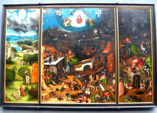 Gemäldegalerie: Hieronymus Bosch
