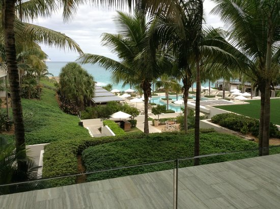 Four Seasons Resort and Residences Anguilla: Ocean view from Building 34