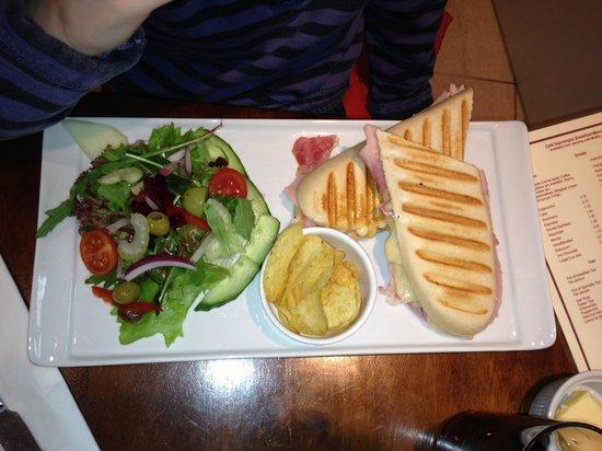 Cafe Impromptu: Panini
