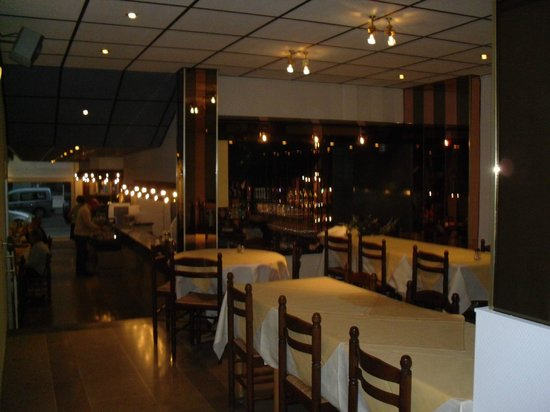 Evening meal picture of new astoria hotel ostend for Hotel new astoria