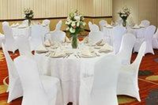 Radisson Hotel JFK Airport: Grand Ballroom Banquet