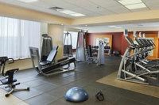 Radisson Hotel JFK Airport: Fitness Center