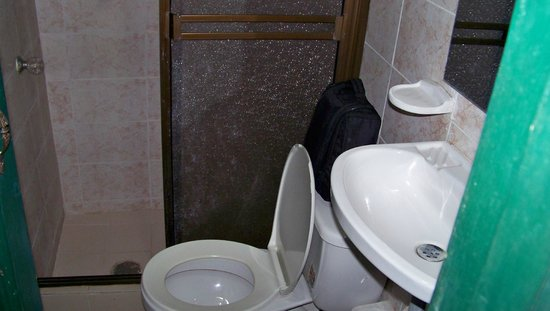 Casa Hotel La Casona : Bathroom