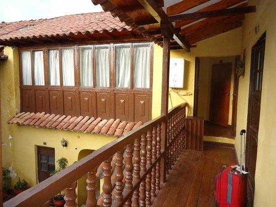 Hostal Quipu Cusco: Segundo piso
