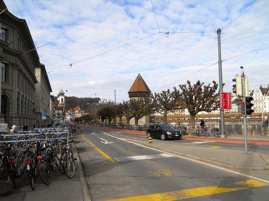Ameron Hotel Flora Luzern: City view