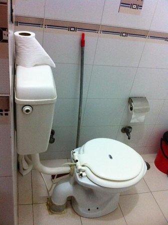 N.Homestay: bathroom