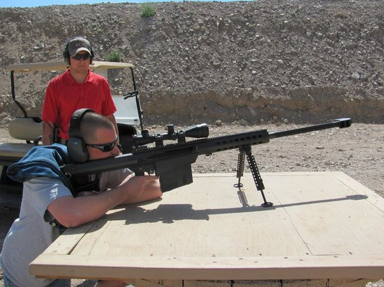 Desert Hills Shooting Club: Wowzers