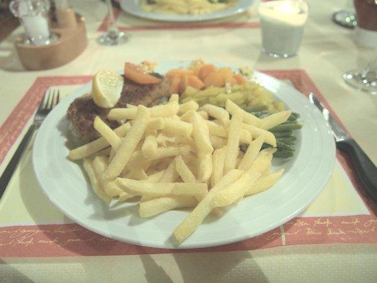 Hotel Kaubad : ディナー