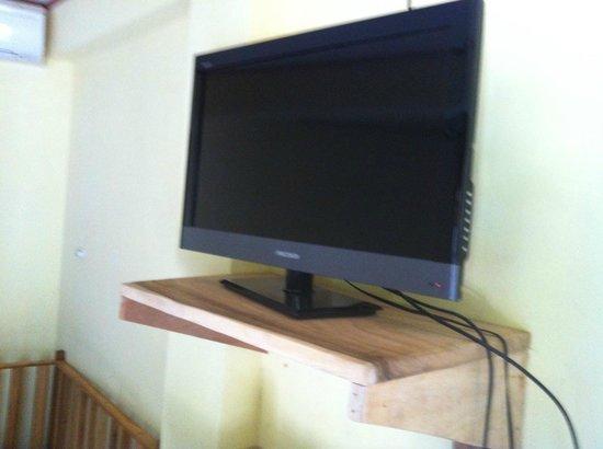 Bosque Zuma Lodge: TV