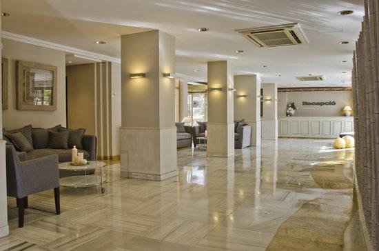 Hotel Eden Nord: RECEPCIÓN