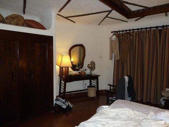Møbler, Serengeti Serena Safari Lodge