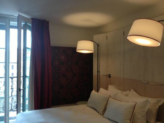 Hotel Carlton Lyon - MGallery Collection: Chambre