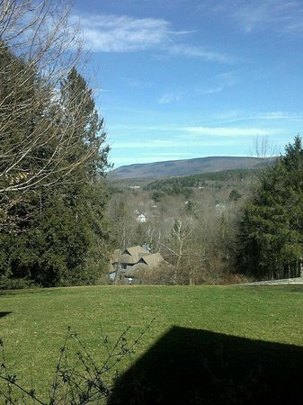 West Mountain Inn: View from the Inn.