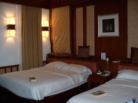 Samui Buri Beach Resort: Gute Betten