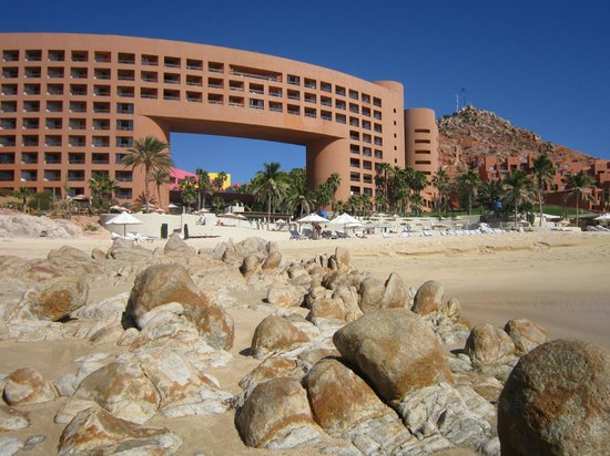 The Westin Los Cabos Resort Villas & Spa: View from the ocean