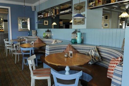 The Tullie Inn: Restaurant