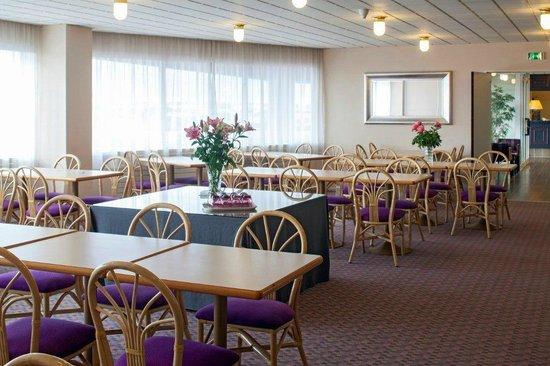 Hotel de l'Europe : Salle de petit déjeuner