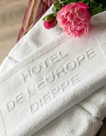Hotel de l'Europe : Salle de bains