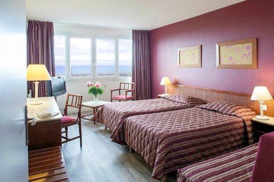 Hotel de l'Europe : Chambre twin ou triple
