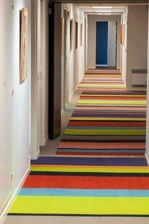 Hotel de l'Europe : Couloir