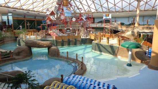 Massanutten Resort Water Park