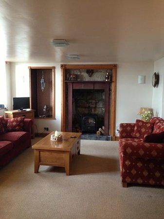 The Anchor Hotel, Johnshaven: The apartment at The Anchor Hotel