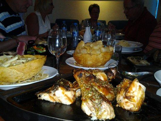 Bandoneon: great food...