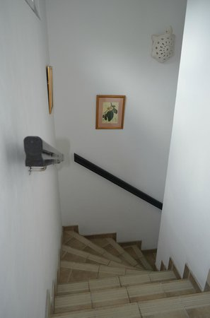 Hanneman Holiday Residence : Stairway to Heaven