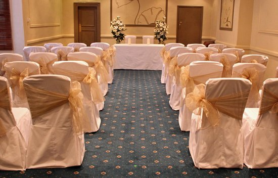 Golden Fleece Hotel: Civil Ceremony