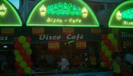 Maracas Bar
