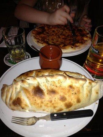 Venezia Del Nord: our pizza