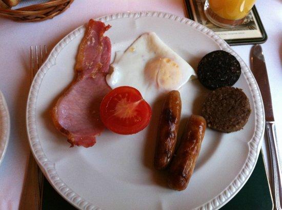 Tinode House : Irish breakfast