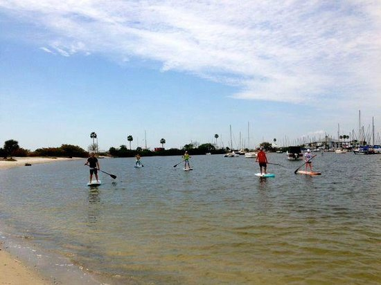 Urban Kai Stand-Up Paddleboarding: SUP